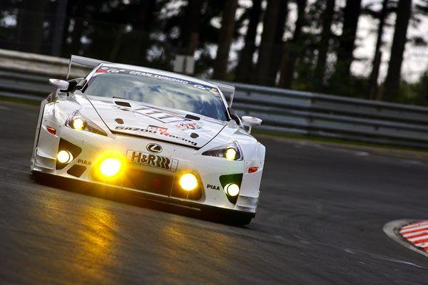 --- Gazoo Racing ---