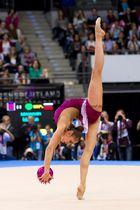 GAZPROM Gymnastik-Weltcup 2014