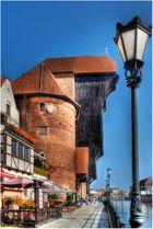 ...Gdansk ... alter Speicher ...