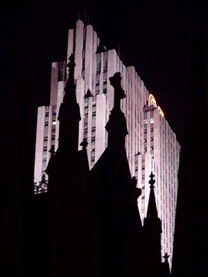 GE Building New York 2000
