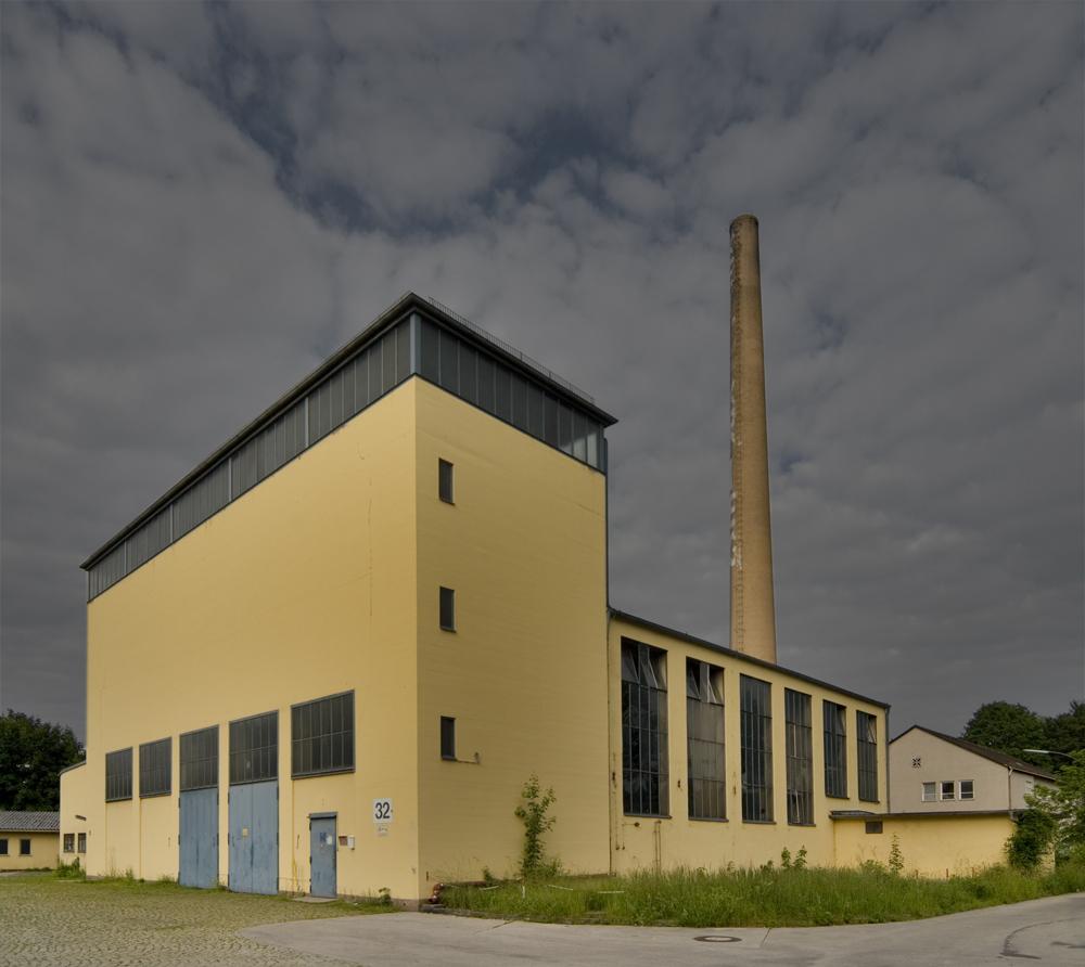 Gebäude 32 - Totale