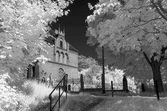 Gebäude der Friedhofsverwaltung