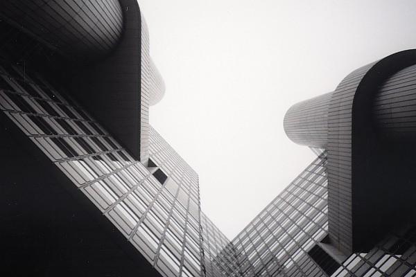 Gebäude der Hypo-Bank in München