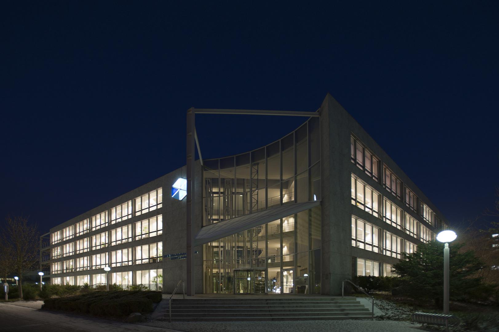 Gebäude der MMV-Leasing in Koblenz