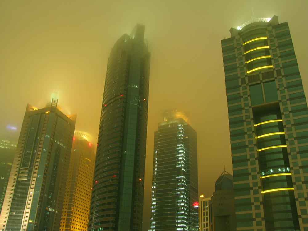 Gebäude der Zukunft