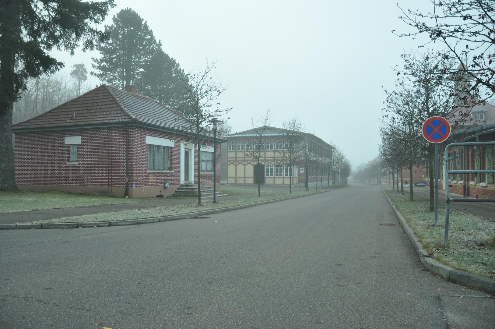 """Gebäude im """"Alten Lager"""" Münsingen"""