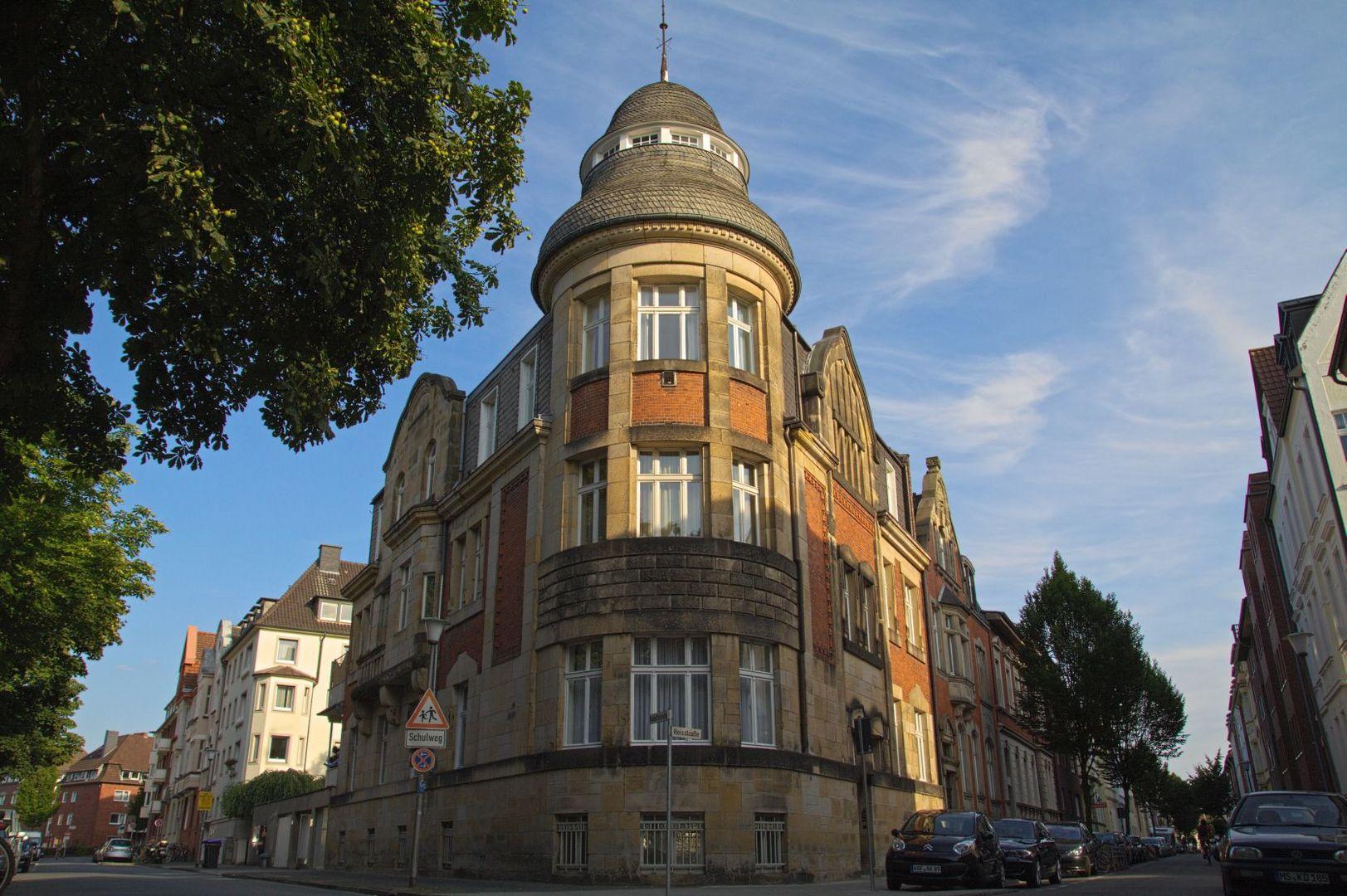 Gebäude in Münster