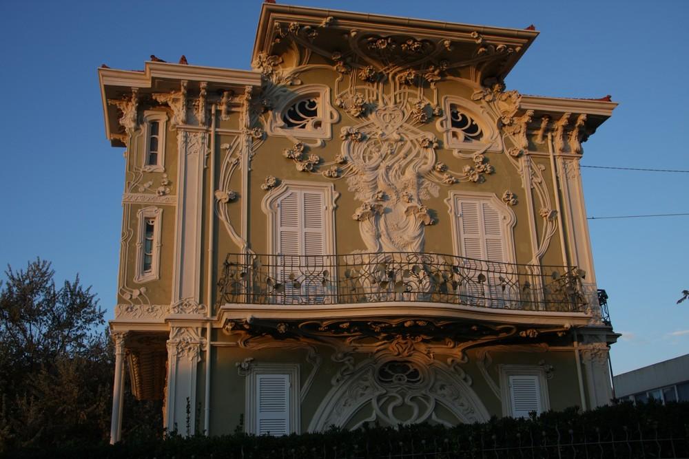 Gebäude in Pesaro (Italien)