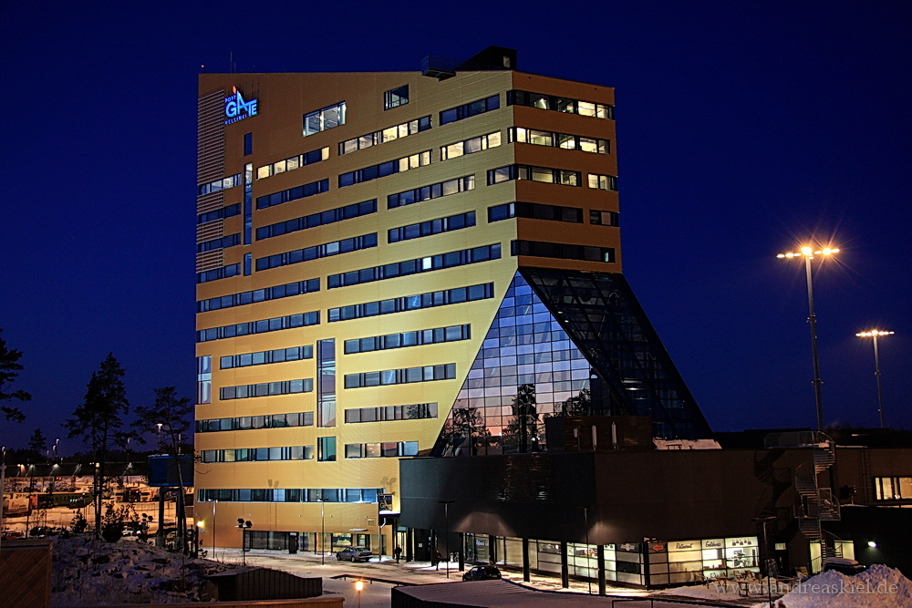 "Gebäude ""Port Gate Helsinki"""