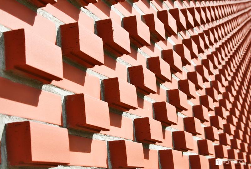 Gebäude Wand