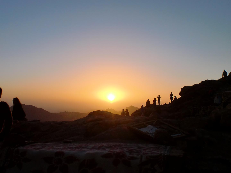 Gebel Musa Sunrise