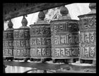 Gebetsmühlen in Nepal