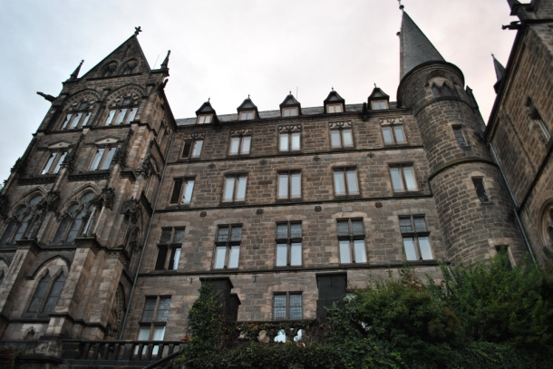 Gebilde in Marburg