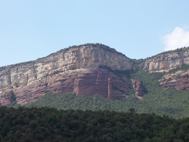 Gebirge in Spanien .. oder Grand Canyon ?
