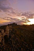 Gebirge Mallorca