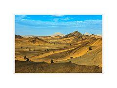 Gebirgslandschaft Süd Marokko