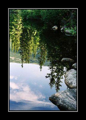 Gebirgssee Jamske pleso - Hohe Tatra