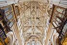 Gebogene Orgeln