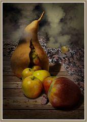 Geburt der Äpfel