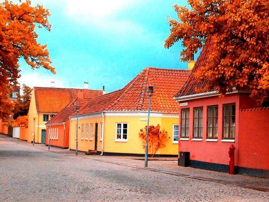 Geburtshaus des Hans Christian Andersen