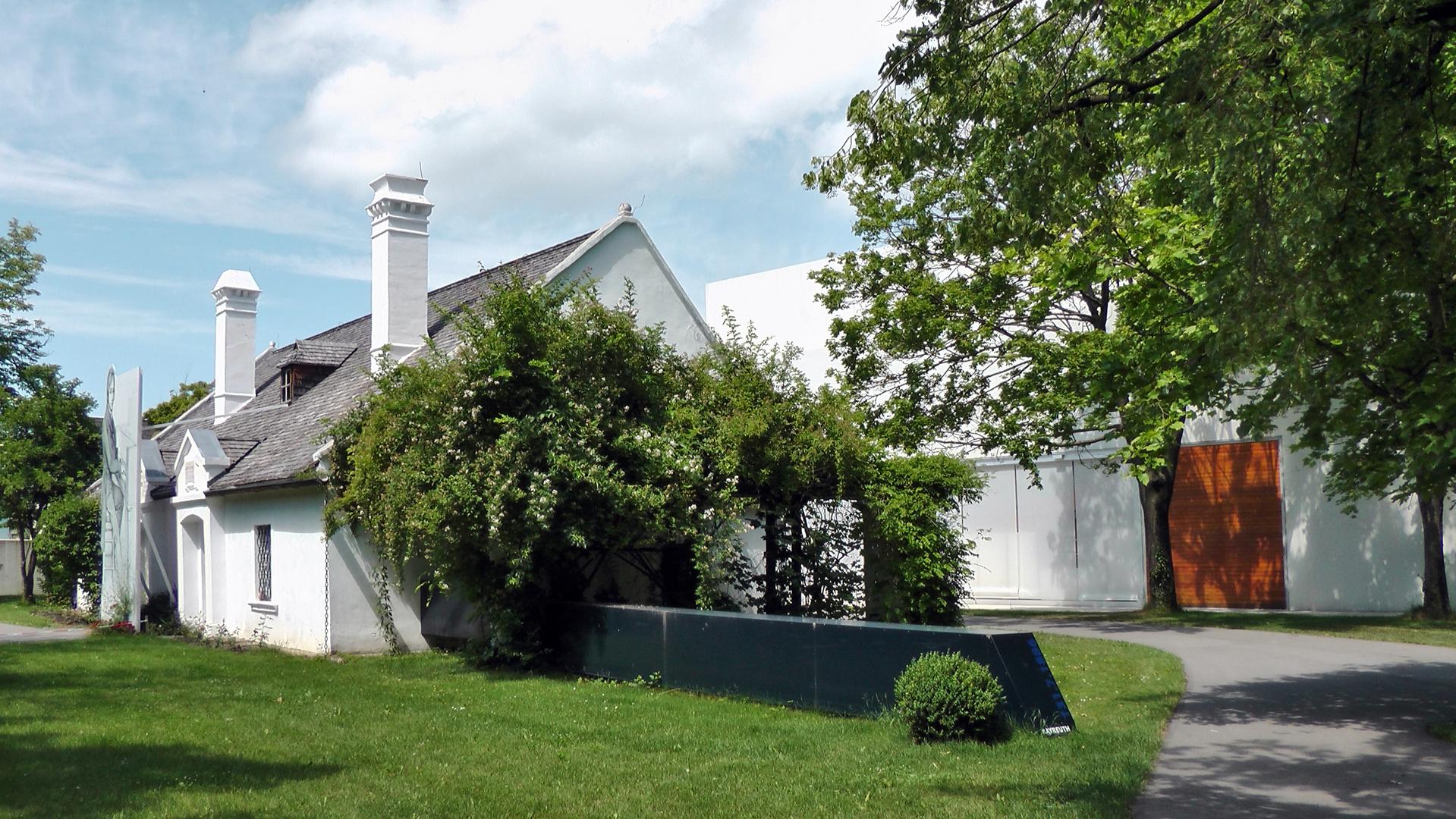 Geburtshaus Ferenc Liszt - Raiding (Doborjan) Österreich