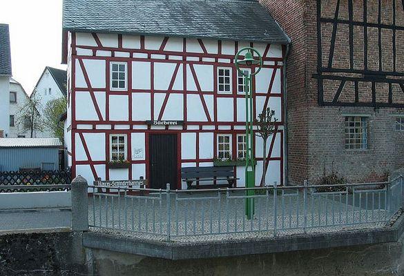 Geburtshaus Schinderhannes