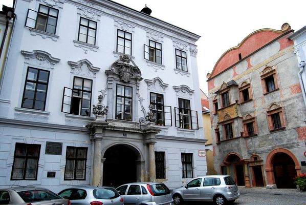 Geburtshaus von Ludwig von Köchel - Stein an der Donau (Niederösterreich)