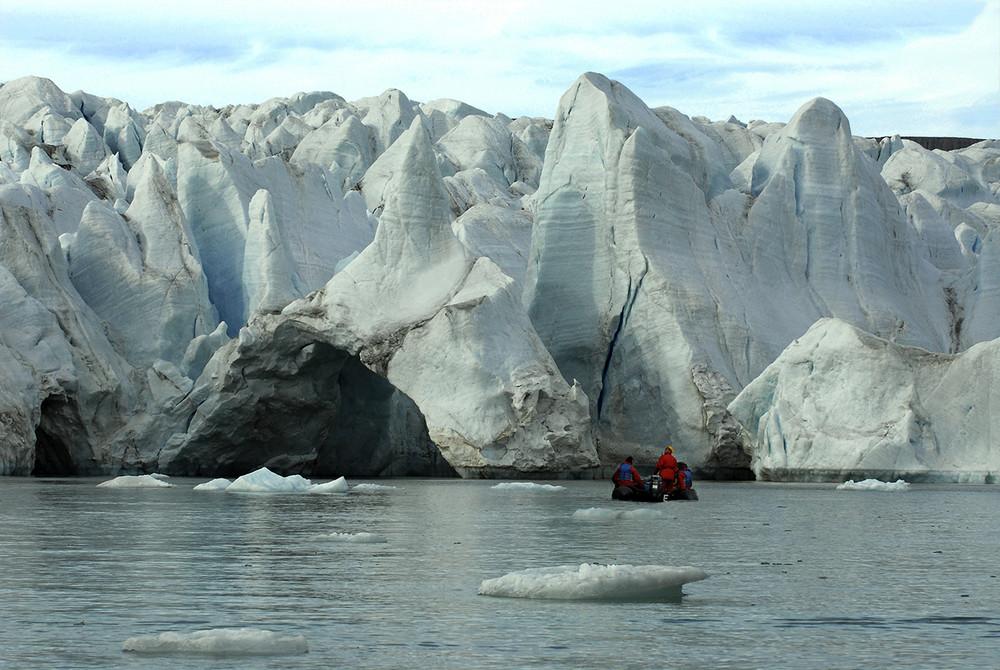 Geburtsstätte der Eisberge