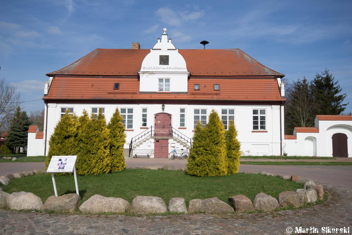 Geburtsstätte von E. M.-Arndt