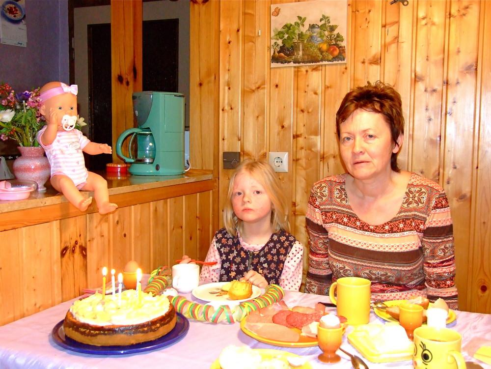 Geburtstagsfrühstück***Das Fünfte***