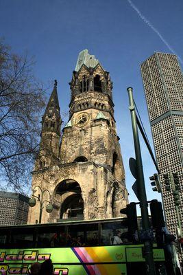 Gedächtsniskirche Berlin 2007