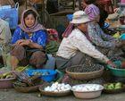 Gedanken einer Marktfrau ( wie viele Eier habe ich denn schon verkauft ? )