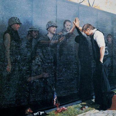 Gedanken zur Vietnam-Gedenkstätte