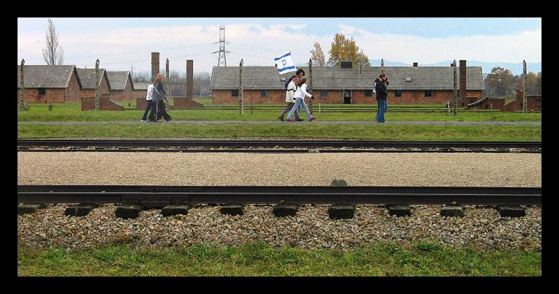 Gedenken  an die Shoah 6/5 - Auschwitz II (Birkenau)