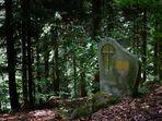 Gedenken im Wald