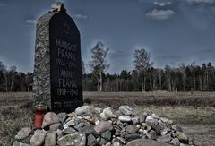 Gedenken in Bergen-Belsen