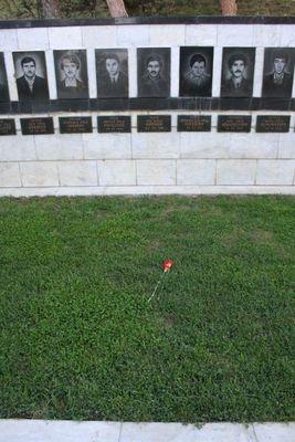 Gedenkfriedhof Baku