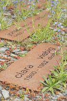 Gedenkplatten auf dem Petrisberg (Trier)