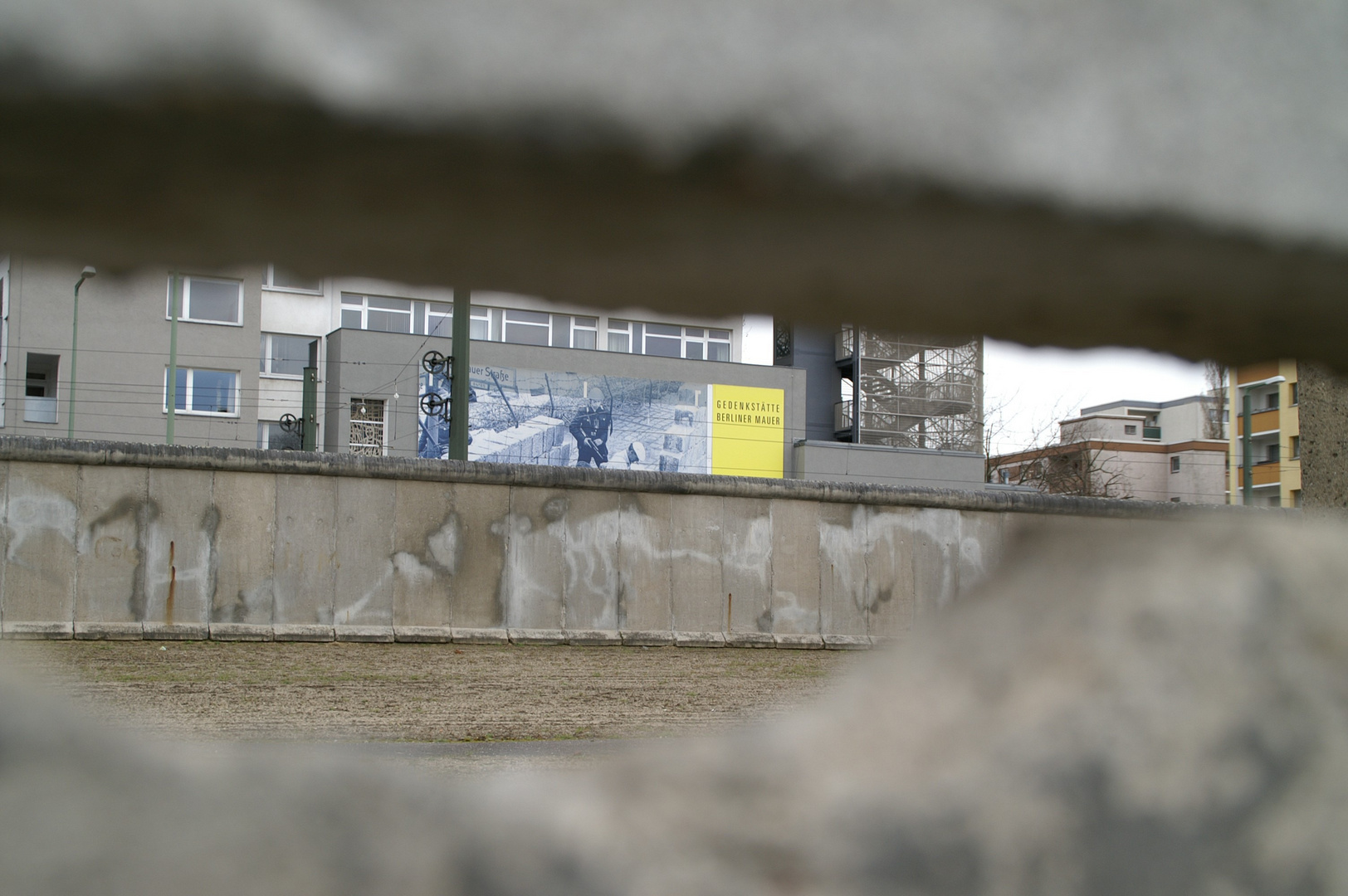 Gedenkstätte Bernauer Straße
