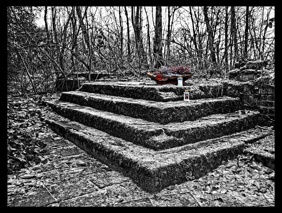 Gedenkstätte Zwangsarbeiterlager Zeche Jacobi Oberhausen