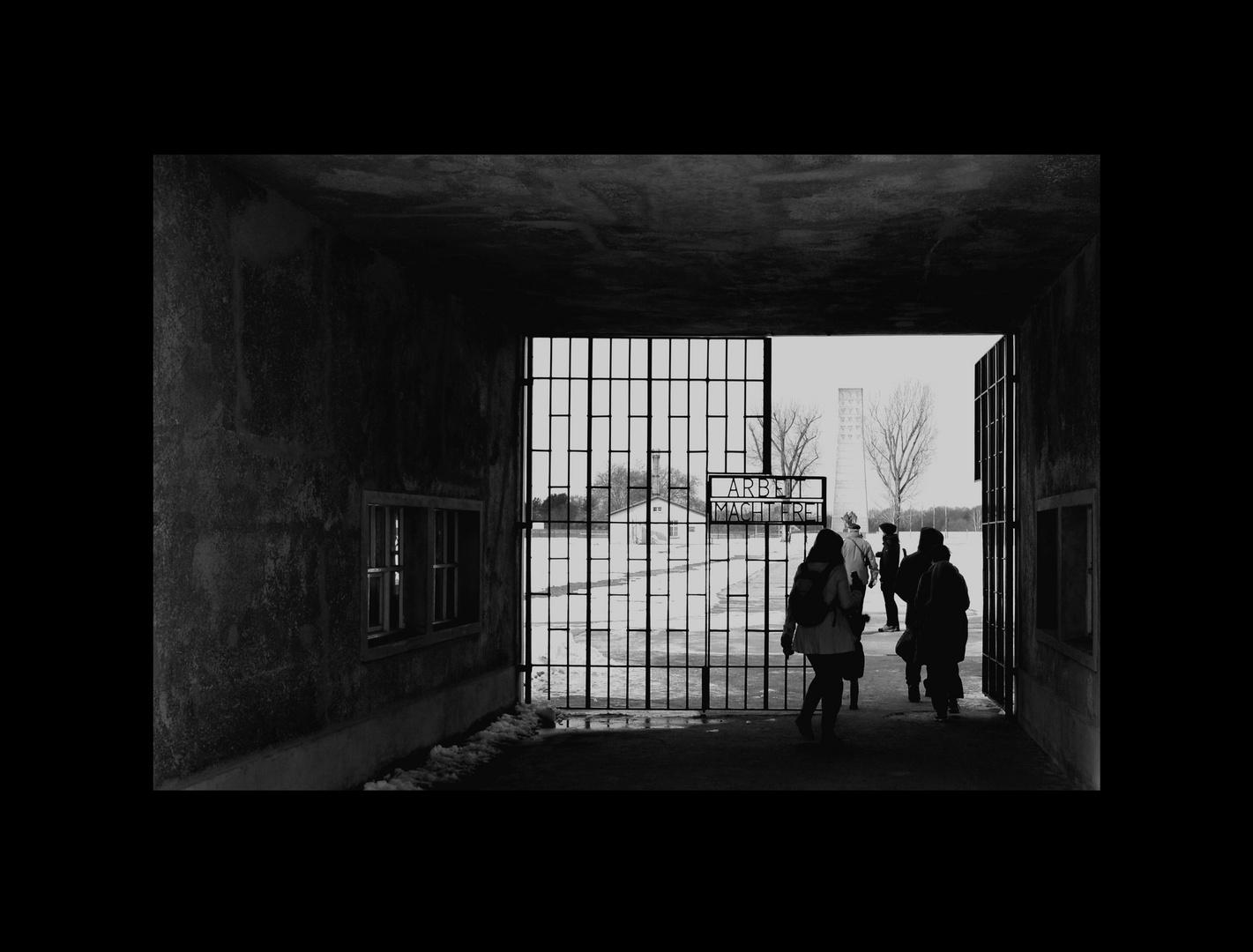 Gedenkstätten - Sachsenhausen - Sh-19sw
