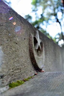 Gedenktstein mohamedanischer Kriegsopfer im WWII