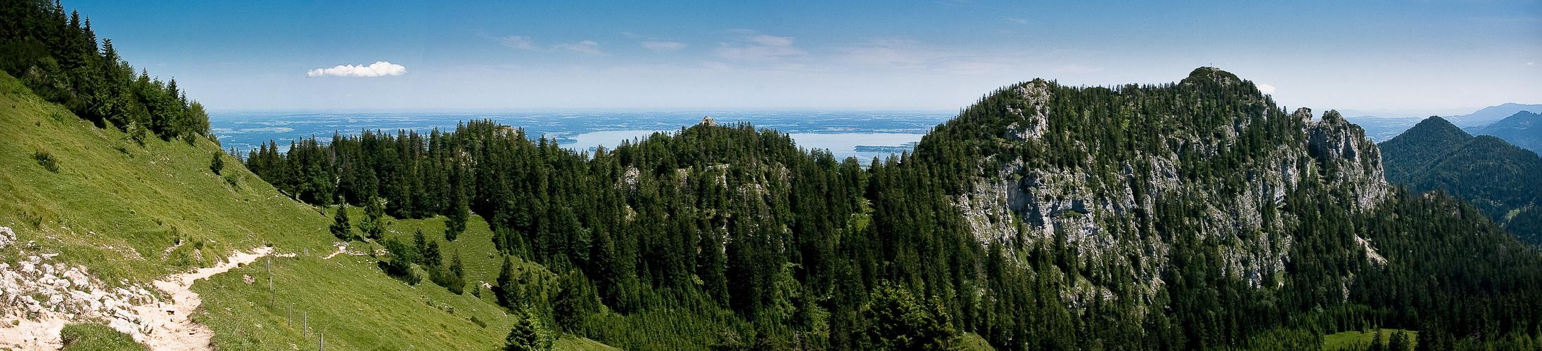 Gedererwand 1368 m
