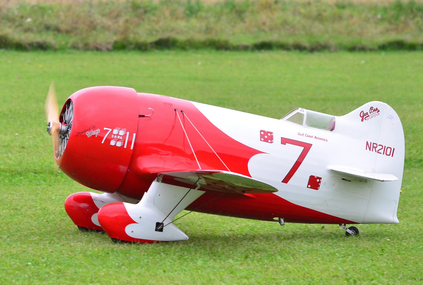 Gee Bee R - 1
