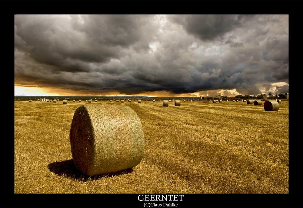 GEERNTET