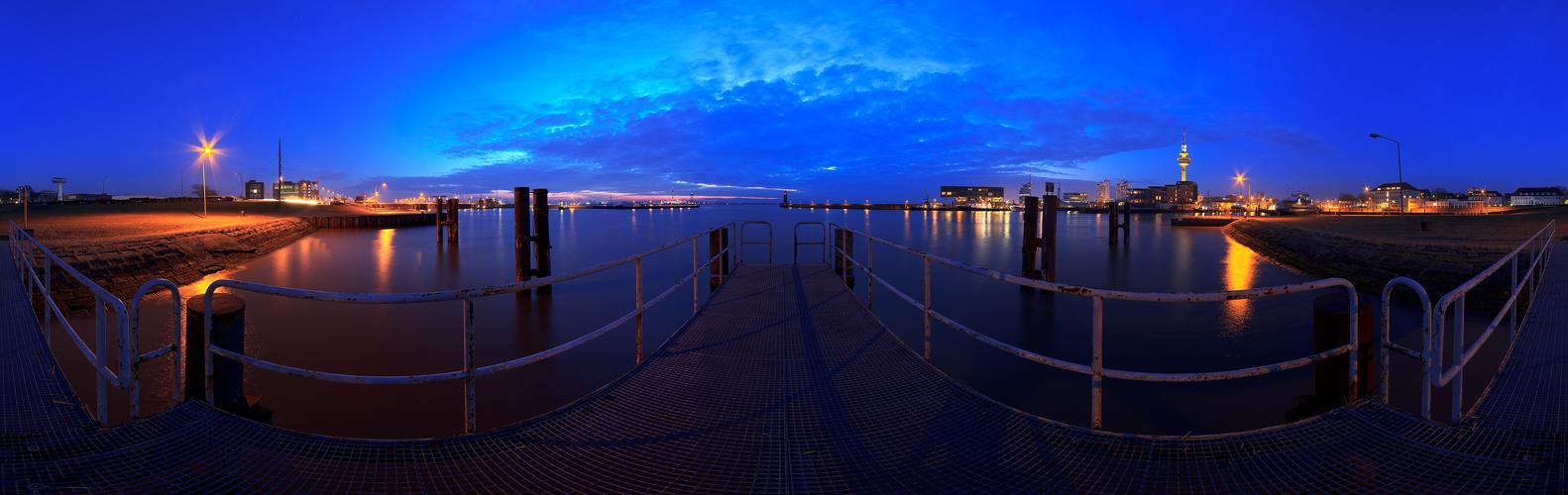 Geestevorhafen...