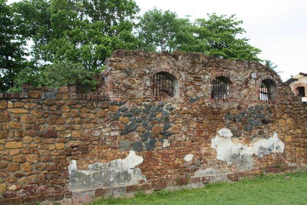 Gefängnis auf der Teufelsinsel
