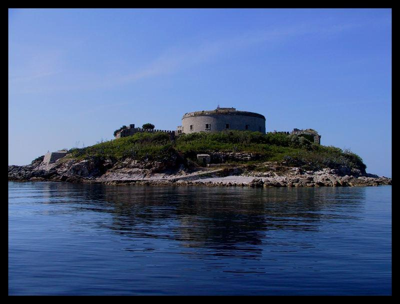 Gefängnis-Insel