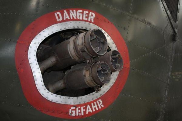 Gefahr Danger
