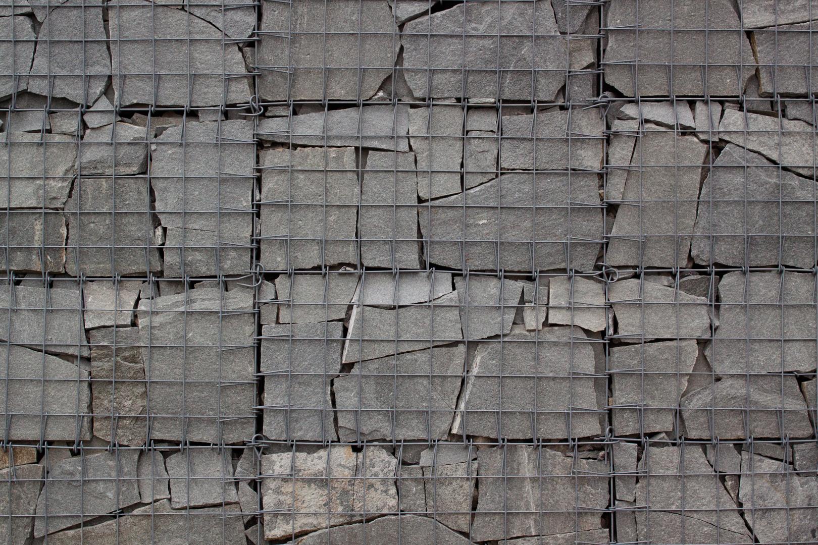Gefangene Steine
